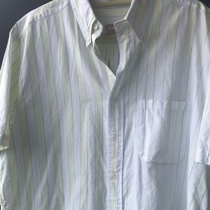 Brooks Brothers Upscale Casual Short Sleeve Shirt